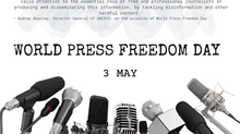 World Press Freedom Day, 3 May