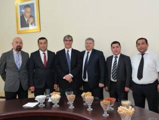 US Federal Judicial Center visits Uzbekistan