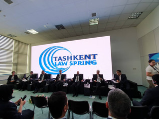 RD participated at Tashkent Law Spring