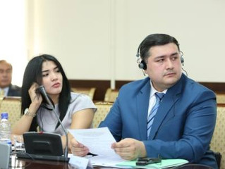 Sharing experiences with Uzbek defense lawyers