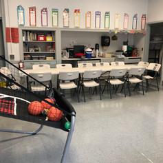 School Age Classroom