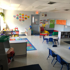 Toddler I Classroom