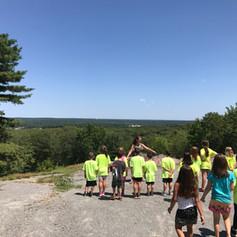 Summer Camp Field Trip