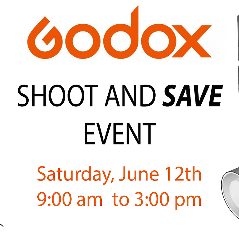 Godox Classes, Try & Buy Expo - studio and speedlight