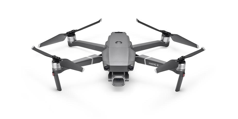 Drone Class NEAR the Arch.