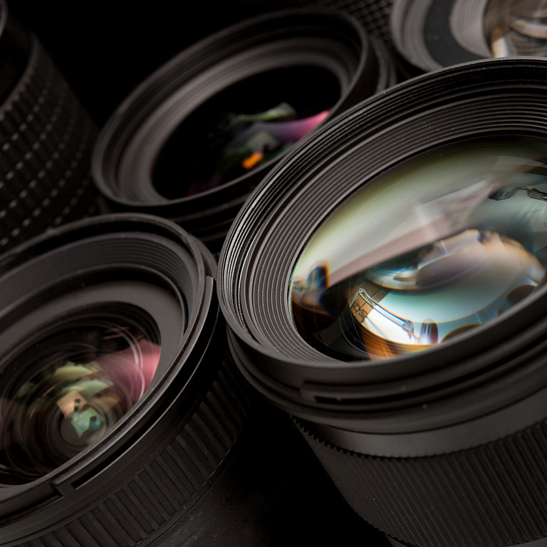 All about lenses - Free Version