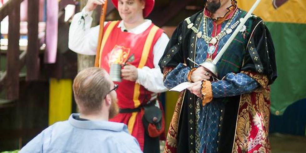 Renaissance Faire Photo Walk