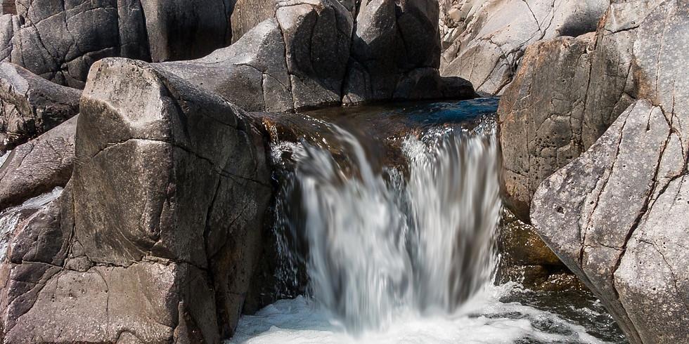Johnson Shut-ins State Park - wispy water!