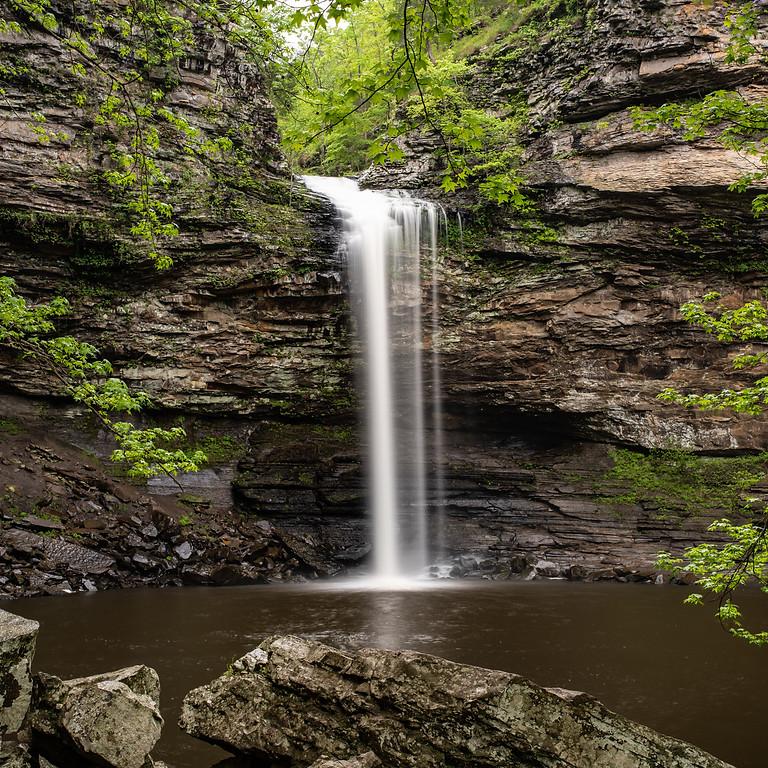 Arkansas Waterfall Summer Photo Trip