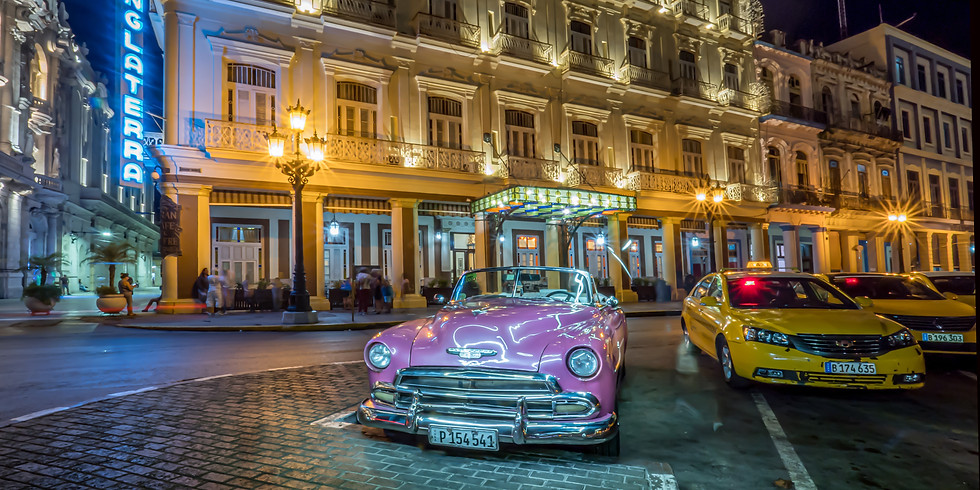 Cuba East to West - All inclusive, food, tours, bus and tips! Photo Trip!