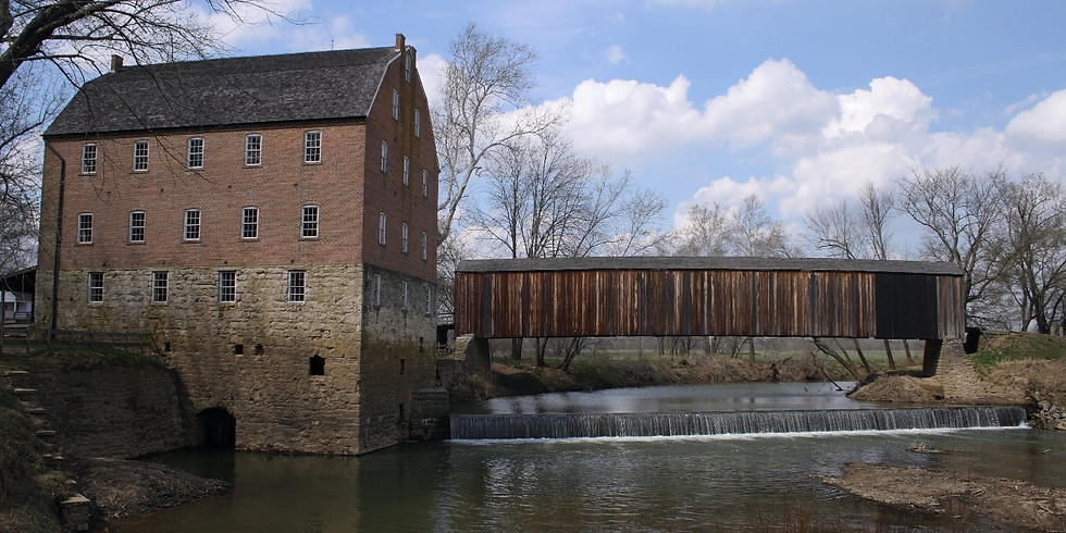 Trails, trees and Covered Bridges Weekend Trip! November 9th and 10th 2019