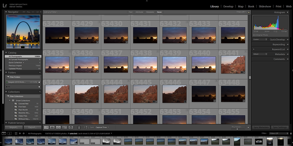 Lightroom Classic - Getting Started