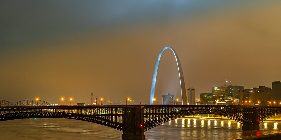 SHOOT FROM THE MLK BRIDGE - ARCH