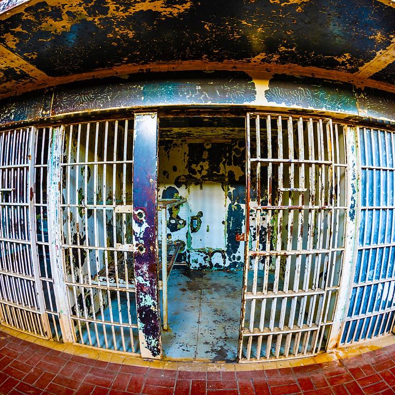 Missouri Penitentiary - 2 Plus hours inside the walls! - Photo Walk  9:30 AM!!