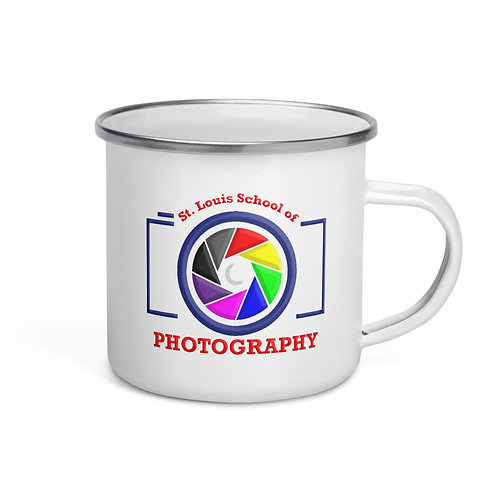 STLSOP - Enamel Mug