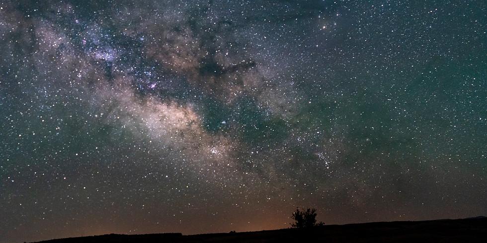 Frank Kuszaj - Planet Earth and Shooting the Sky = Milky Way and more