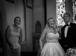 happy faces, wedding photography