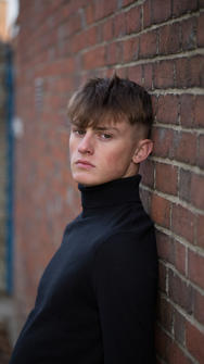 male actor headshots West Sussex