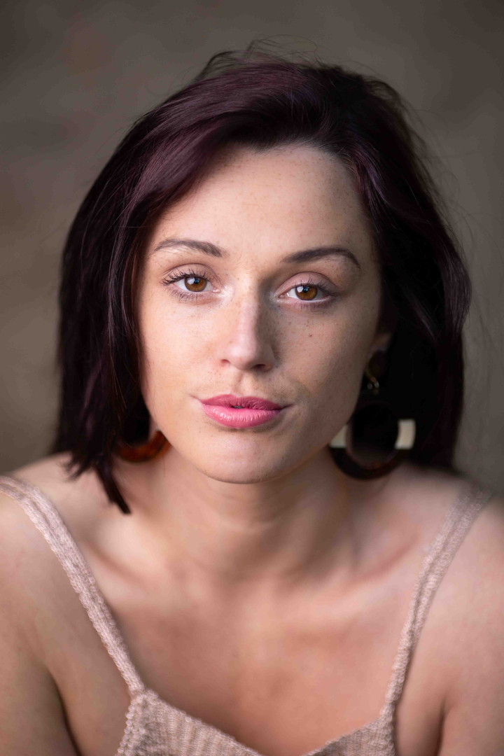 Cinimatic Headshots for actresses chichester