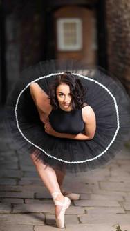 ballet photoshoot Chichester WestSussex