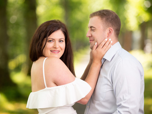 A West Sussex Engagement shoot and a Wedding Photographers take on the whole extravaganza