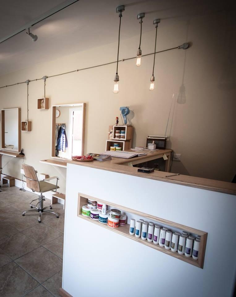 modern shop renovation