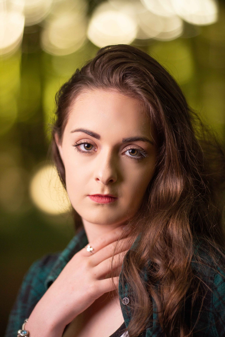 Woodland Headshots in Brighton and Chichester West Sussex