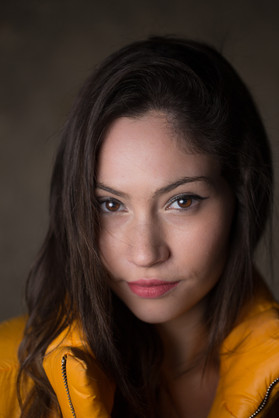 Cinimatic Headshots for actresses