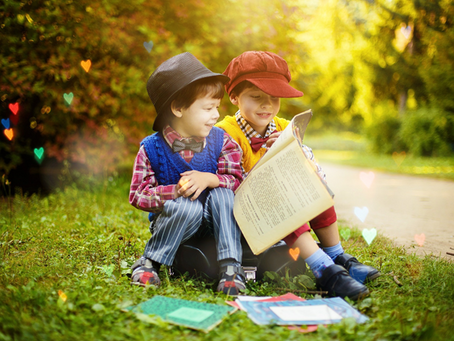 3 Ways To Give Your Children Bright Futures