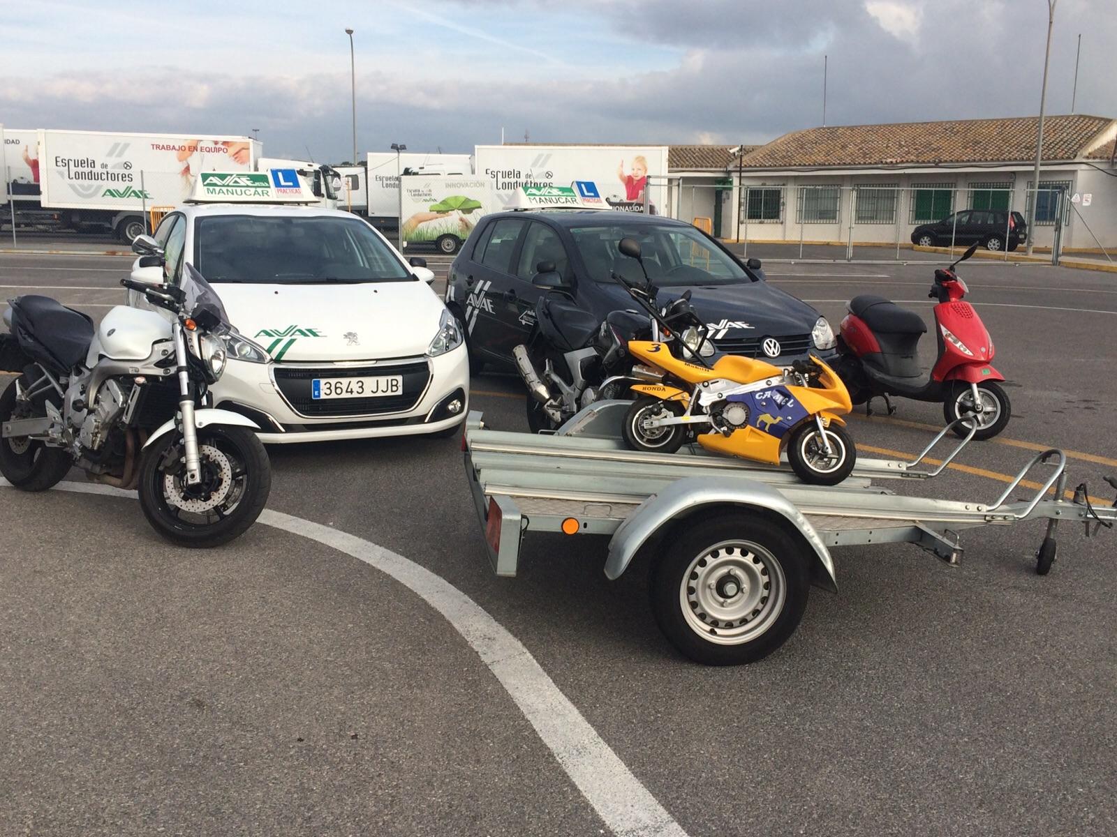Autoescuela en Moncada