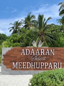 Willkommen im Adaaran Select Meedhupparu