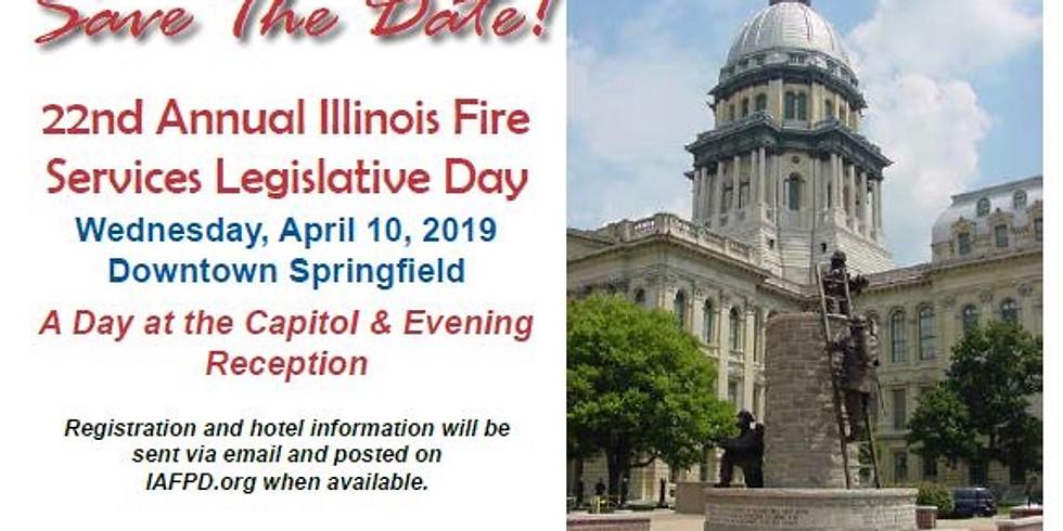 Fire Services Legislative Day