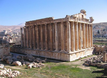 The Temples of Heliopolis at Baalbek