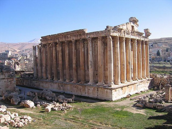 The Temples of Heliopolis at Baalbek