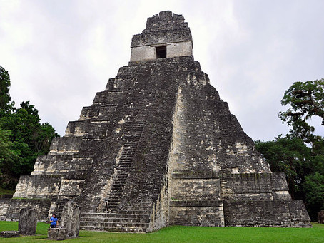 The Temples of Tikal
