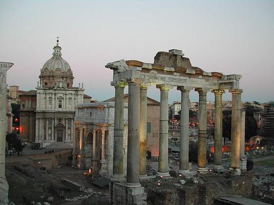 The Roman Forum, Part I