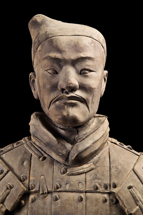 The Terracotta Army of Xian