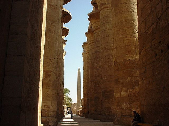 The Temples of Karnak and Luxor