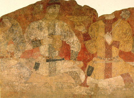 The Murals of Panjakent