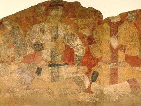 The Murals of Panjakent