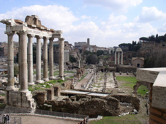 The Roman Forum, Part II