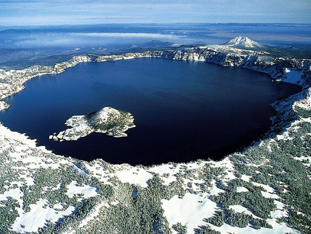 Crater Lake and Oregon: 2nd Anniversary Bonus Episode