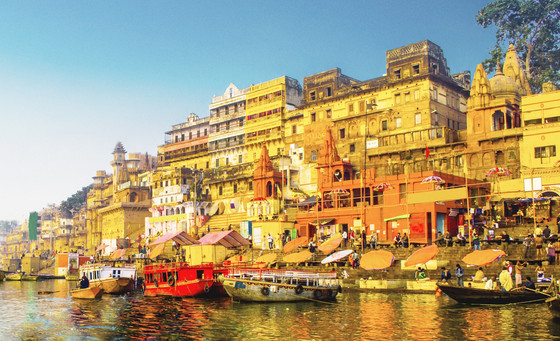 VARANASI - The Holy City of Light