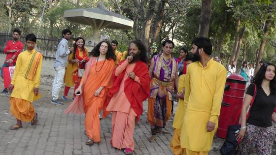 International Yoga Festival, Rishikesh - Truly Yogic