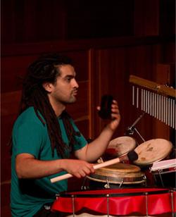 Salguero - Percussion
