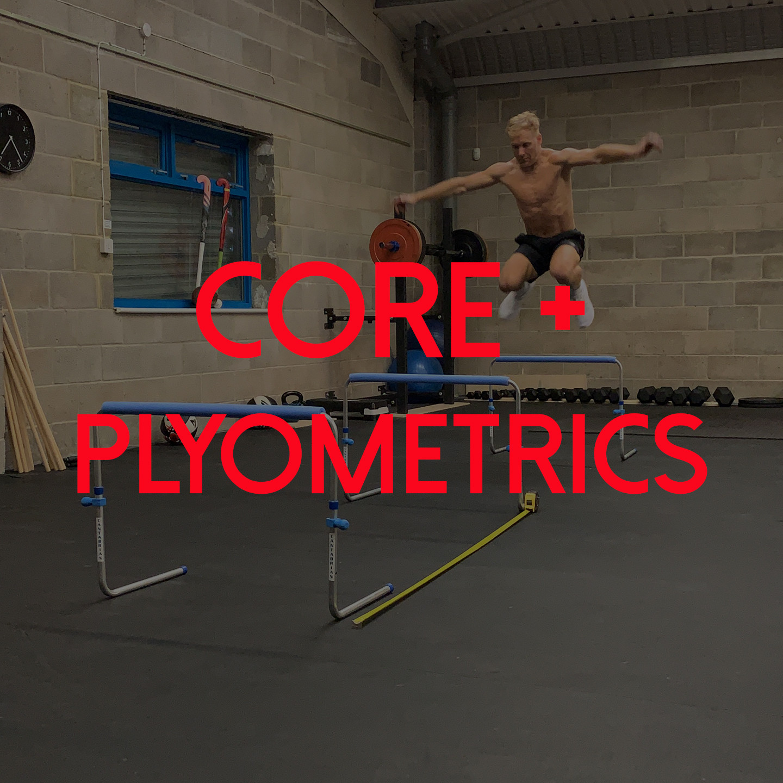 Core + Plyometrics