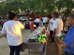 Compartiendo con vecinos de Villa Parque Las Mercedes3