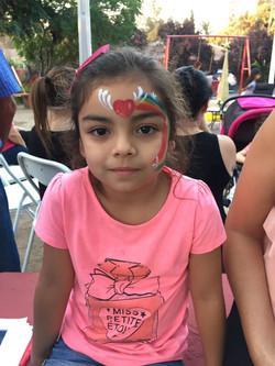 Compartiendo con vecinos de Villa Parque Las Mercedes 5