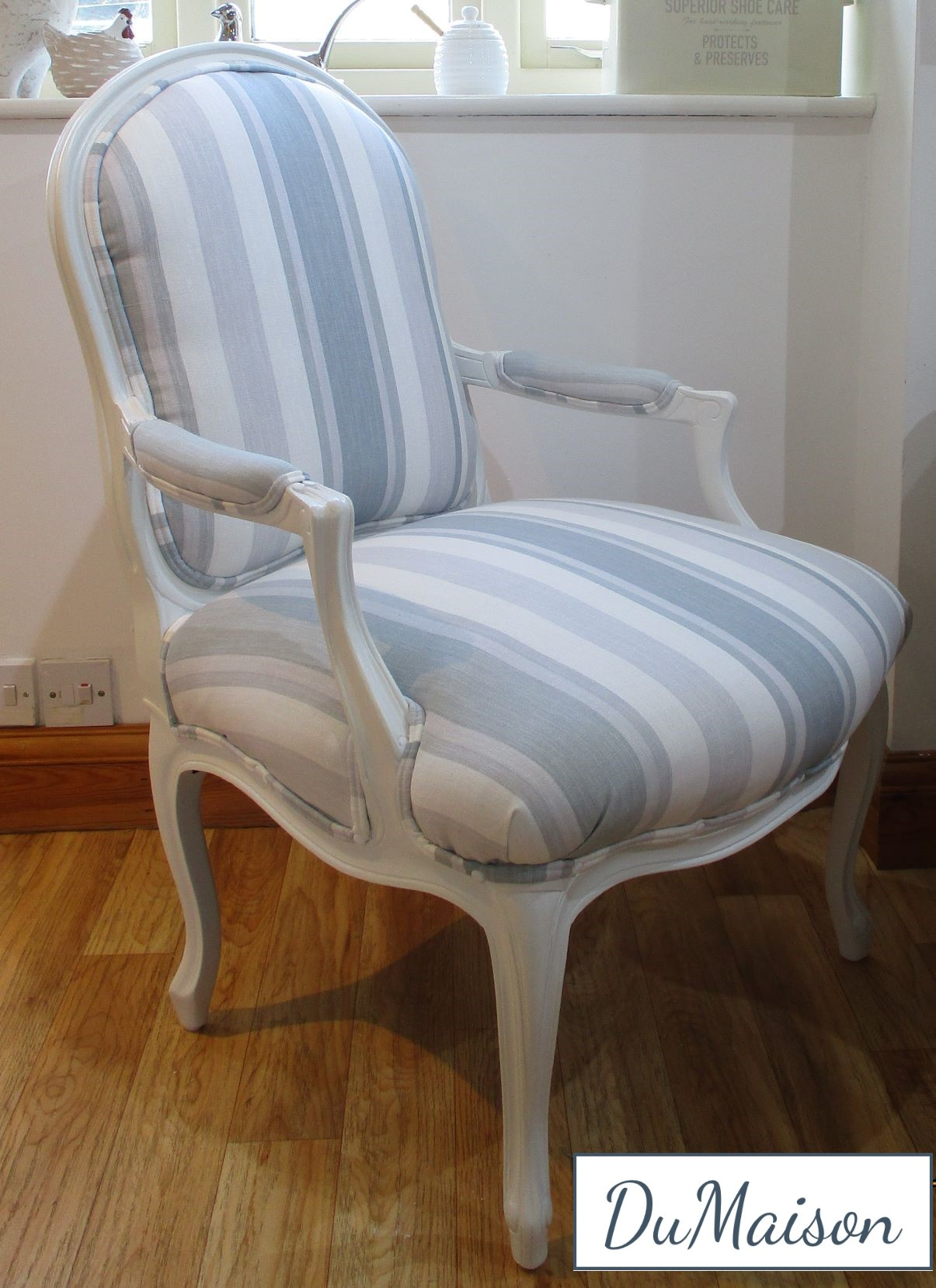 French Style Elbow Chair