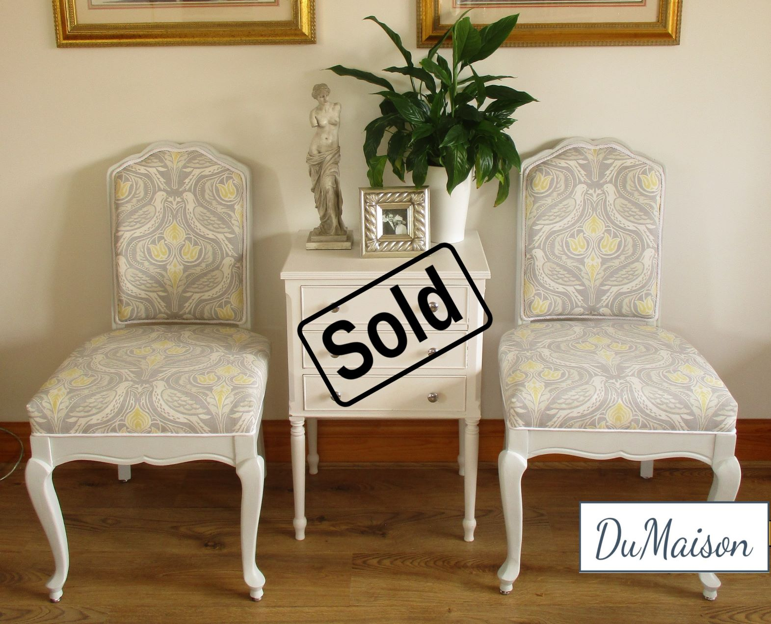 Dove Chairs - Sold